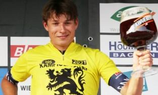 """Jasper Philipsen kroont zich tot Vlaams kampioen dankzij topvorm: """"Stiekem hoop je altijd op WK"""""""