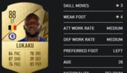 De top-100 van FIFA 22 is bekend: Lukaku zijn rating stijgt naar 88, Hazard krijgt serieuze downgrade