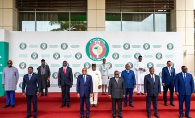 Staatsgreep Guinee: Ecowas wil binnen zes maanden nieuwe verkiezingen