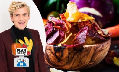 Zijn groenten- en fruitchips een gezonder alternatief voor aardappelchips?