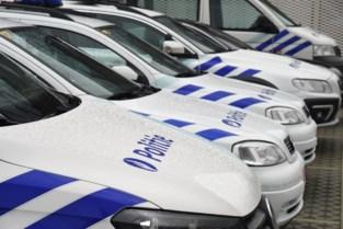 Bestuurder onder invloed haalt tegen overdreven snelheid politiepatrouille in