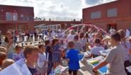 Kinderen verhuizen naar multifunctionele school