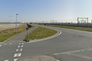 Fietser sterft bij ongeval in Zeebrugge
