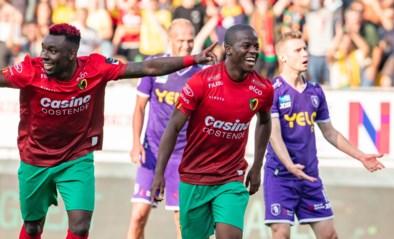 Beerschot als ratten in de val na nieuwe nederlaag, KV Oostende maakt sprongetje na eerste zege in vier matchen