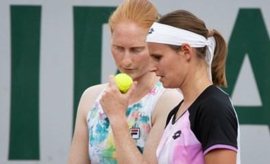 Greet Minnen en Alison Van Uytvanck winnen dubbelspel op het WTA-toernooi in Luxemburg