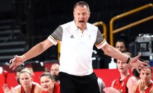 Philip Mestdagh stopt als bondscoach van de Belgian Cats