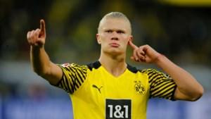 Borussia Dortmund wint van Union Berlijn dankzij twee goals van Erling Haaland, Thomas Meunier geeft assist