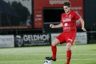 """Robbe Dekiere (Gullegem): """"Opnieuw punt verdiend"""""""
