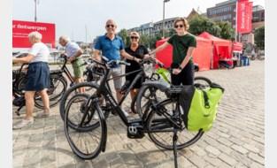 "Familie gooit woon-werkverkeer om: ""Dagelijkse fietsrit tussen Lier en het Kiel is nu routine"""