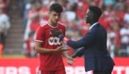 """Mbaye Leye laat zich niet van de wijs brengen na nederlaag tegen Anderlecht: """"Het leerproces gaat voort"""""""