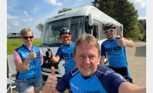 """Swa en Filip bollen van Mont Ventoux naar Bonheiden: """"Volgende uitdaging al in de steigers"""""""
