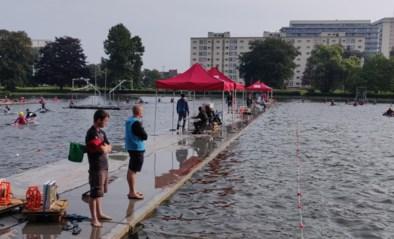 90 meter lang en een prijskaartje van 125.000 euro: Watersportbaan heeft een nieuw ponton