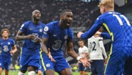 Chelsea en Romelu Lukaku winnen Londense derby tegen Tottenham eenvoudig en komen mee aan de leiding