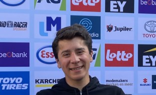 """Cian Uijtdebroeks liep na het EK spierscheur op door inbreker: """"Getwijfeld of ik wel zou kunnen deelnemen aan het WK"""""""