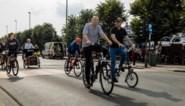 IN BEELD. Alternatieven voor auto zetten beste beentje voor tijdens Antwerpen shift