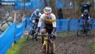 Maarten Clauwaert strandt eervol in het wiel van Jetze Van Campenhout