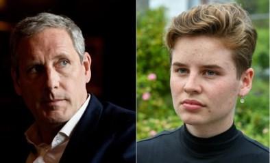 """Anuna De Wever noemt Gert Verhulst """"oude witte hetero man"""" en krijgt bakken kritiek: """"Woke waanzin"""""""