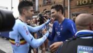 """Wout van Aert kan ontgoocheling over WK-zilver niet verstoppen, maar verlegt meteen focus: """"Ik tel af naar zondag"""""""