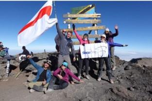 "Jelle Veyt laat Dendermondse vlag wapperen op top Kilimanjaro: ""En er komt nog meer"""
