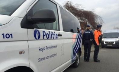 Diverse inbraken in politiezone Puyenbroeck