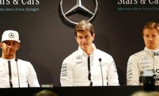 """Mercedesbaas Wolff vreest herhaling probleemsituatie 'Hamilton-Rosberg': """"Maar we zijn er beter op voorbereid"""""""