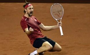 """Hoe België in Davis Cup ziekenhuisopname, krampen en achterstand overwon: """"Het was pompen, pompen, pompen. En niet verzuipen"""""""