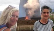 """Vlamingen op La Palma getuigen over vulkaanuitbarsting: """"We moeten op tv volgen of ons huis al verzwolgen is door de lava"""""""