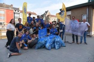 Honderden kilo's zwerfvuil opgeruimd tijdens River Cleanup