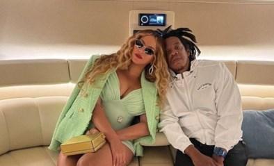 Drie miljoen euro voor zeven dagen op zee: Beyoncé en Jay Z vieren vakantie op peperdure jacht van Jeff Bezos