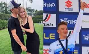 Kent u het nieuwe lief van Thibau Nys al? Nederlandse atlete doet hart van Europese kampioen bij de beloften sneller slaan