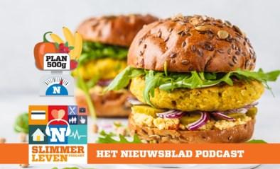 """PODCAST. Slimmer Eten: hoe gezond zijn groenteburgers nu echt? """"Soms zijn het kaaskroketten met vijf erwten in"""""""