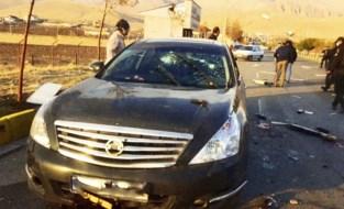 Iraanse topman werd wel degelijk uitgeschakeld door 'killer robot' ... met Belgisch machinegeweer