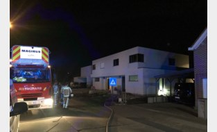 Brand in nieuwbouwwoning door chemische reactie boenmiddel