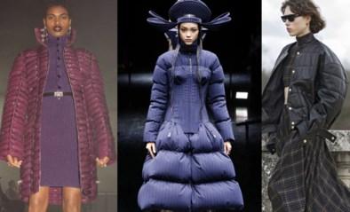 Warme trend voor de herfst: de gewatteerde jas