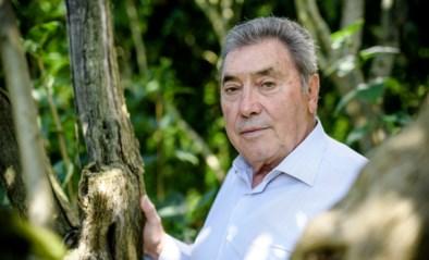 """Eddy Merckx over WK: """"Evenepoel rijdt vooral voor zichzelf, dat zagen we in Tokio"""""""
