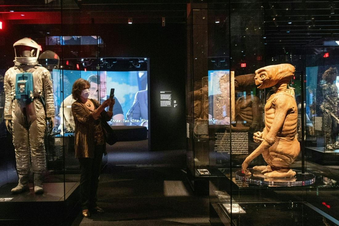 De schatkamer van Oscar: Hollywood krijgt eindelijk zijn filmmuseum en de collectie is indrukwekkend