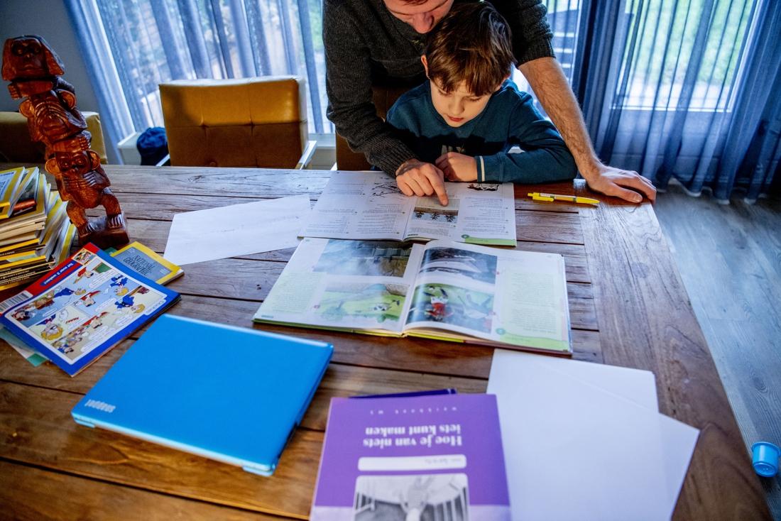 Nieuwe coronaregels op school: een opluchting voor gezinnen, een gok voor de epidemie