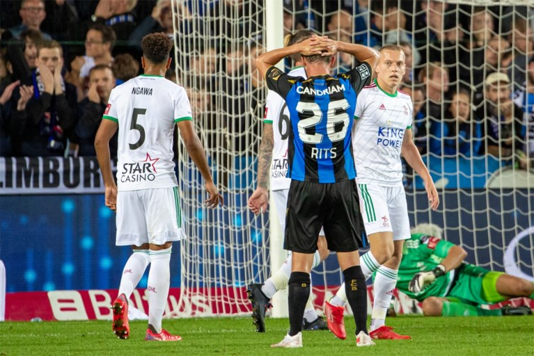 Club Brugge lijdt tegen OHL al voor de vierde keer puntenverlies in negen wedstrijden