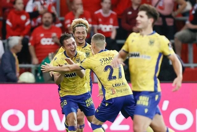 STVV dient zwak Standard na laat doelpunt tweede opeenvolgende nederlaag in eigen huis toe