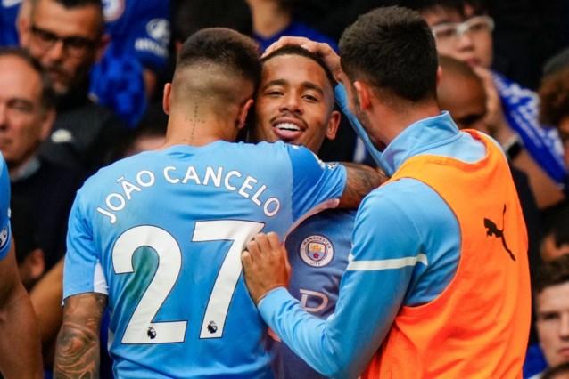 Manchester City stelt orde op zaken en smeert het Chelsea van Romelu Lukaku eerste competitienederlaag aan