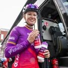 Jolien D'Hoore krijgt met de allereerste Parijs-Roubaix een gedroomde afscheidskoers, daarna hangt ze de fiets aan de haak