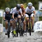 Na de kasseien van de Ronde van Vlaanderen mogen de vrouwen eindelijk ook over de 'pavés' van Parijs-Roubaix rijden