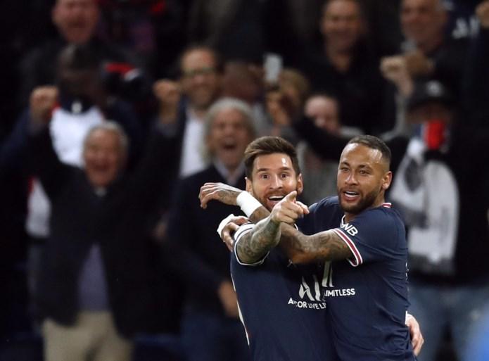 Eindelijk! Lionel Messi opent uitgerekend tegen ex-coach Guardiola zijn rekening bij PSG
