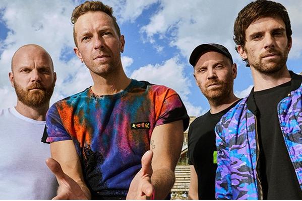 Coldplay komt met wereldtournee naar Koning Boudewijnstadion