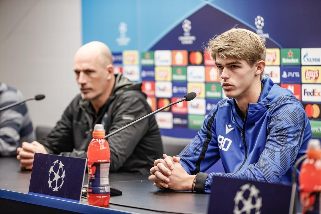 """Nog moeilijker dan PSG, maar Clement en De Ketelaere geloven in nieuwe stunt in Champions League: """"We zullen kansen krijgen"""""""